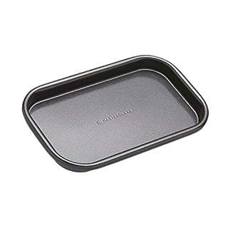 "MasterClass Small Non-Stick Baking Tray, 16.5 x 10 cm (6.5"" x 4"") (B001DXG2GO) | Amazon price tracker / tracking, Amazon price history charts, Amazon price watches, Amazon price drop alerts"