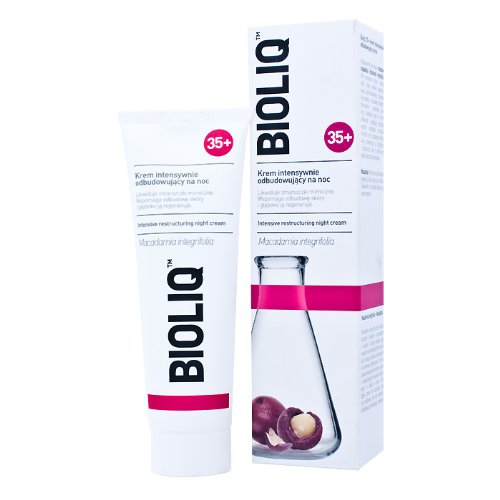BIOLIQ 35+ Intensive resrtucturing night cream 50 ml