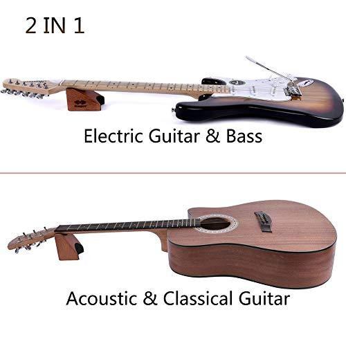 LIJUMN Chitarra Resto del Collo Cuscino Cervicale Stringa Strumento Supporto Cervicale Liutaio Strumento,Acoustic Guitar & Bass Luthier Strumento di Installazione