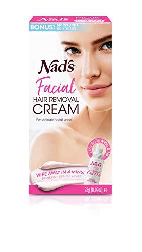 Nad's Facial Hair Removal Creme, 30ml