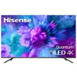 Hisense 65-Inch Class H8 Quantum Series Android 4K ULED Smart TV with Voice Remote (65H8G1, 2021 Model)