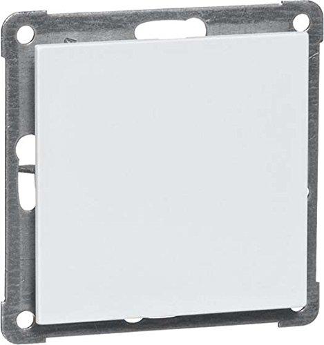 Peha 00057311 Nova Blindverschluss-Zentralplatte, mit Trageplatte für Spreizbefestigung, alu
