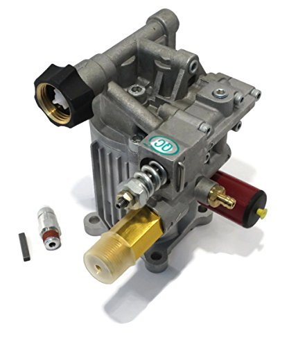 "Himore | Pressure Washer Pump fits Many Makes & Models with Honda GC160 Horizontal Engines, 7/8"" Shaft"