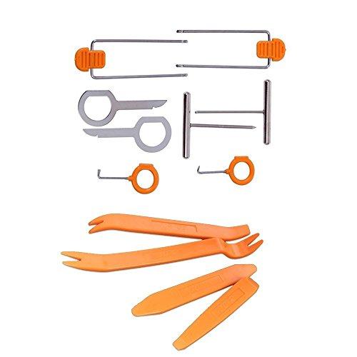 Mintice™ 12 piezas de plástico vehículo alquiler de ajuste de la rociada...