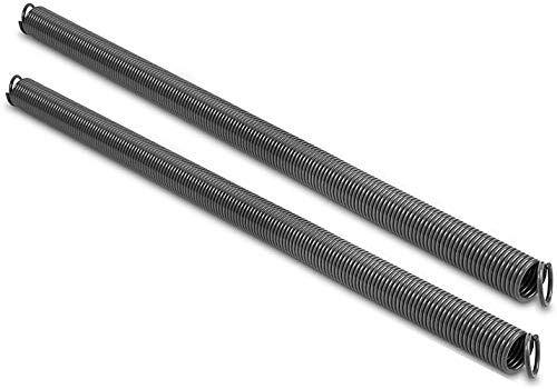 Heavy Duty Replacement Extension Garage Door Spring Stretch Spring 2-Pack(110 lb)