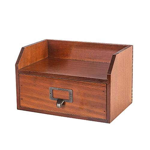 ZAKRLYB Cachorros para adultos para adultos Pino Natural madera Moneda de escritorio Caja de almacenamiento de la moneda impermeable impermeable resistente al desgaste Muchacho portátil, niño y niña d
