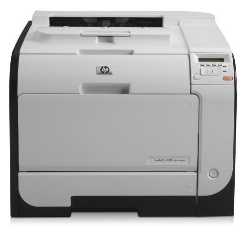 HP LaserJet Pro 400 M451nw ePrint Farblaserdrucker (A4, Drucker, Wlan, Ethernet, USB, 600x600)