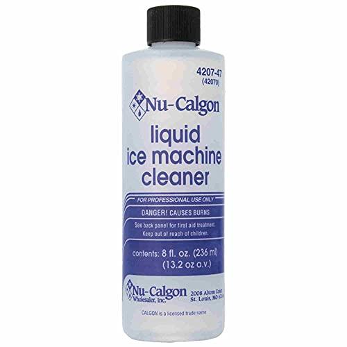 Liquid Ice Machine Cleaner Pack of 4