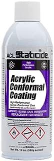 ACL Staticide 8690 Acrylic Conformal Coating, Aerosol, 12 oz.