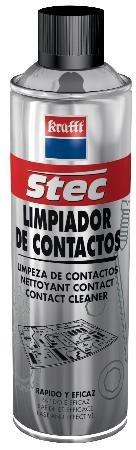 krafft 04337213 Limpia Contactos Stec 500 Ml