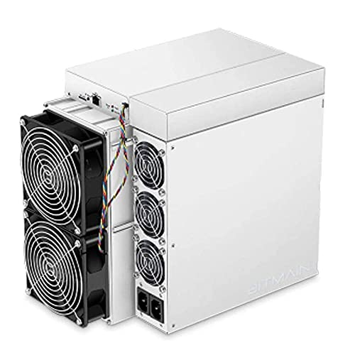 Antminer S19 pro 110th/s Bitcoin Miner Machine , 3250w Bitcoin Asic Miner, New Bitmain Antminer S19 pro Include PSU and Power Cords in Stock
