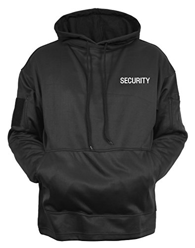 Rothco Security Concealed Carry Hoodie, XL Black