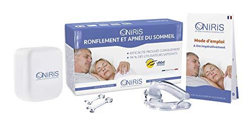 Oniris l'Orthèse Anti-Ronflement...