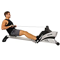 Asuna 4500 Commercial Folding Rowing Machine Rower With Included Heart Rate Monitor