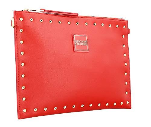 Bolso de mano Couture rojo E1VVBBEY7140