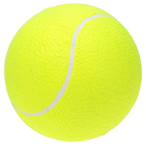 Senmubery 9.5 Zoll Oversize Giant Tennisball FüR Kinder Adult Pet Fun