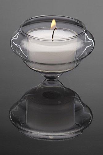 Teelichthalter SWIM Teelichtglas Glas Kerzenglas Ø 7cm
