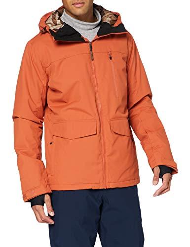 BILLABONG All Day - Chaqueta para Hombre Chaqueta de esqui/snow, Hombre, Auburn, L