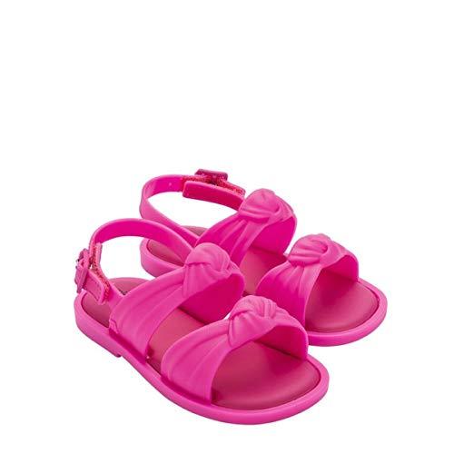 Sandalia mini melissa velvet sandal baby