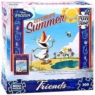 Disney Frozen Olaf Celebrate Summer 300 Pc Puzzle
