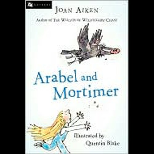 Arabel and Mortimer audiobook cover art