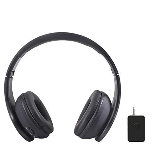 Alikeey Draadloze hoofdtelefoon, bluetooth-zender, draadloos, 3,5 mm, adapter + headset voor Nintendo Switch oordopjes voor iPhone, iPad, Samsung, Huawei, xiaomi en meer