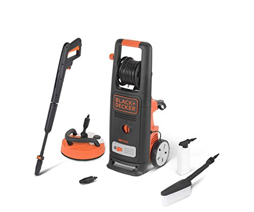 Black and Decker BXPW2000PE Hidrolavadora de Alta Presión (2000 W, 140 bar, 440 l/h)