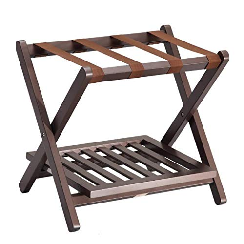 Review Of Love-xinglijia Luggage Rack-Wooden Luggage Rack Hotel Room Luggage Rack Rack