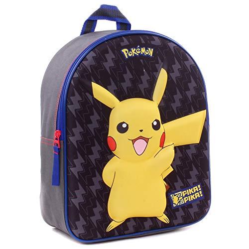 Pokèmon Pikachu bolsa colegio