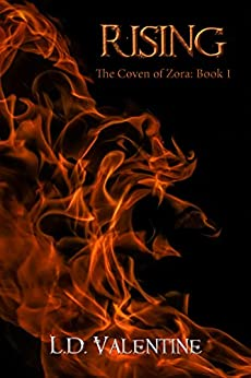 Rising (The Coven of Zora Book 1) by [L.D. Valentine]