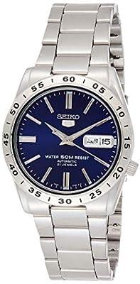 Seiko Reloj Analógico Automático para Hombre con Correa de Acero Inoxidable – SNKD99K1 de Seiko