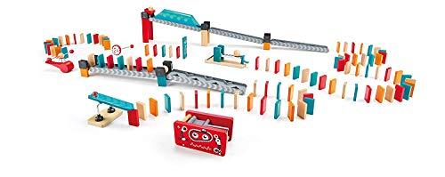 Hape E1057 - Roboterfabrik Dominio giocattolo di reazione a catena