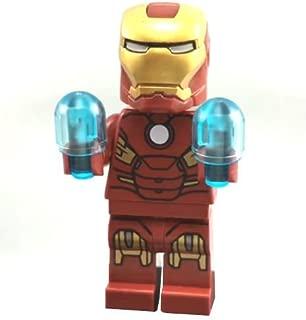 LEGO New Iron Man MINIFIG Minifigure Figure 10721 Ironman Marvel Avengers Toy