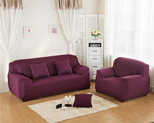 Artezxx Hoes voor 1/2/3/4 zitbank, multifunctionele volledige bedekking, polyester, spandex, anti-pilling, voor de woonkamer of slaapkamer