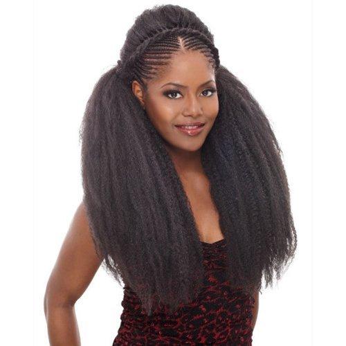 FEMI Synthetic Braiding Hair - MARLEY BRAID (#2 - Dark Brown) by Femi