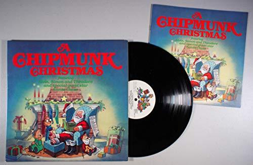 A Chipmunk Christmas [Vinyl LP]