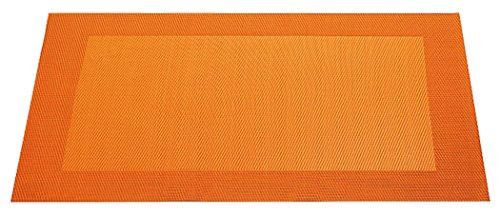 ASA Set de Table – Orange – avec