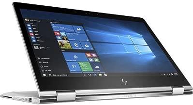 HP ELITEBOOK X360 1030-G2 Business Convertible Intel:I5-7300U/CI5-2.60GLV 8GB/1-DIMM 256GB/SSD 802.11AC+BT BL Webcam INTEL-HD620/IGP 13.3FHD/Touch+Pen W10P-64 3-Cell 2.8LBS Aluminum 3YR