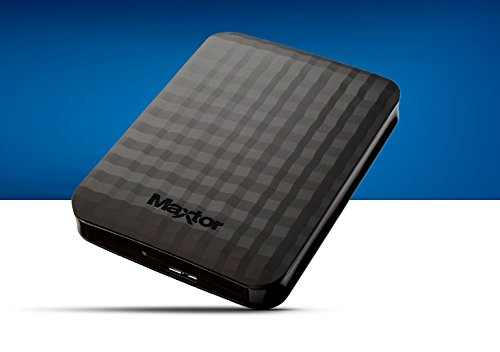 stshx de m401tcbm–Maxtor M34TB Portable HDD M3, 4TB, 236g, 82mm W x 118.2mm L x 19.85mm H (MAX), 5.0GB/s