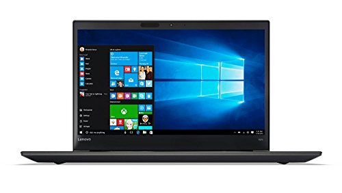 "Lenovo Thinkpad T570 Laptop (20H9-000TUS) Intel i7-7600U, 8GB RAM, 256GB SSD, 15.6"" FHD IPS,"
