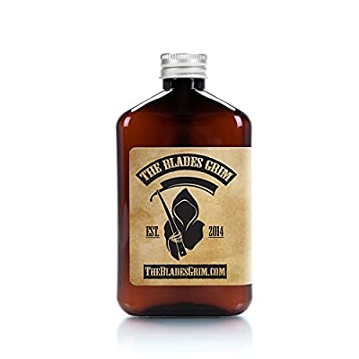 """The Blades Grim After-Shave Oil -""""Smolder"""" from The Blades Grim"""