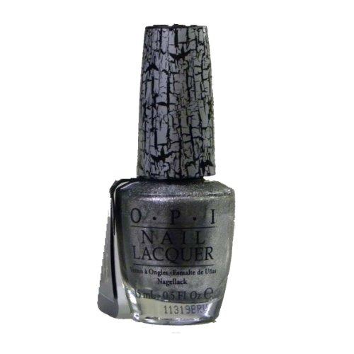 Opi Shatters Nail Polish Nagellack Silver 15ml