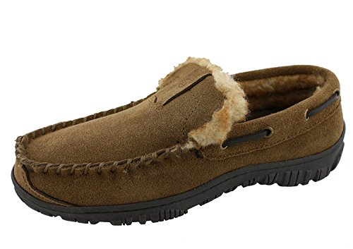 CLARKS Men's Warren Slip-On Loafer (12 M, Sage Suede)