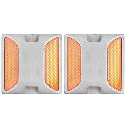 Marcador De Carretera, Marcador Reflectante Durabilidad Reflectante Profesional Con Diseño De Púas Para La Calle Para Marcar Su Entrada