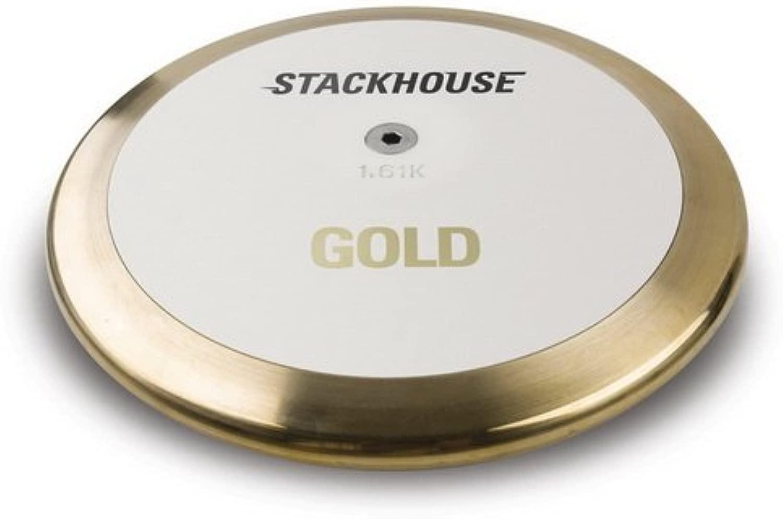 Stackhouse ゴールド Discus 1 kilo Women's Discus