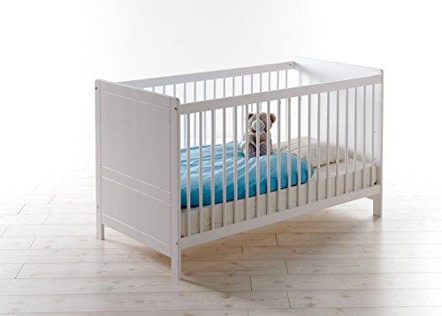 TICAA Baby Gitterbett