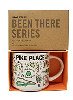 Starbucks Been There Series - Pike Place Market Mug 14 Fl Oz