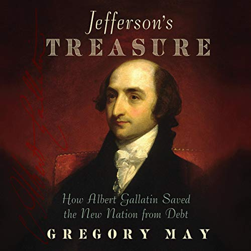 Jefferson's Treasure audiobook cover art