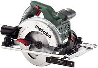 Metabo Cirkelsåg KS 55 FS (600955000) kartong, nominell effekt: 1200 W, uteffekt: 670 W, max. skärdjup vid 90°: 55 mm