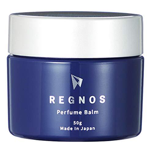 練り香水REGNOS(レグノス)練り香水メンズ50gホワイトムスクの香り香水香水クリームフレグランスクリームオードトワレ